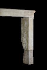 Französischer Kamin Maske Im Französischen Landhausstil Aus Kalkstein