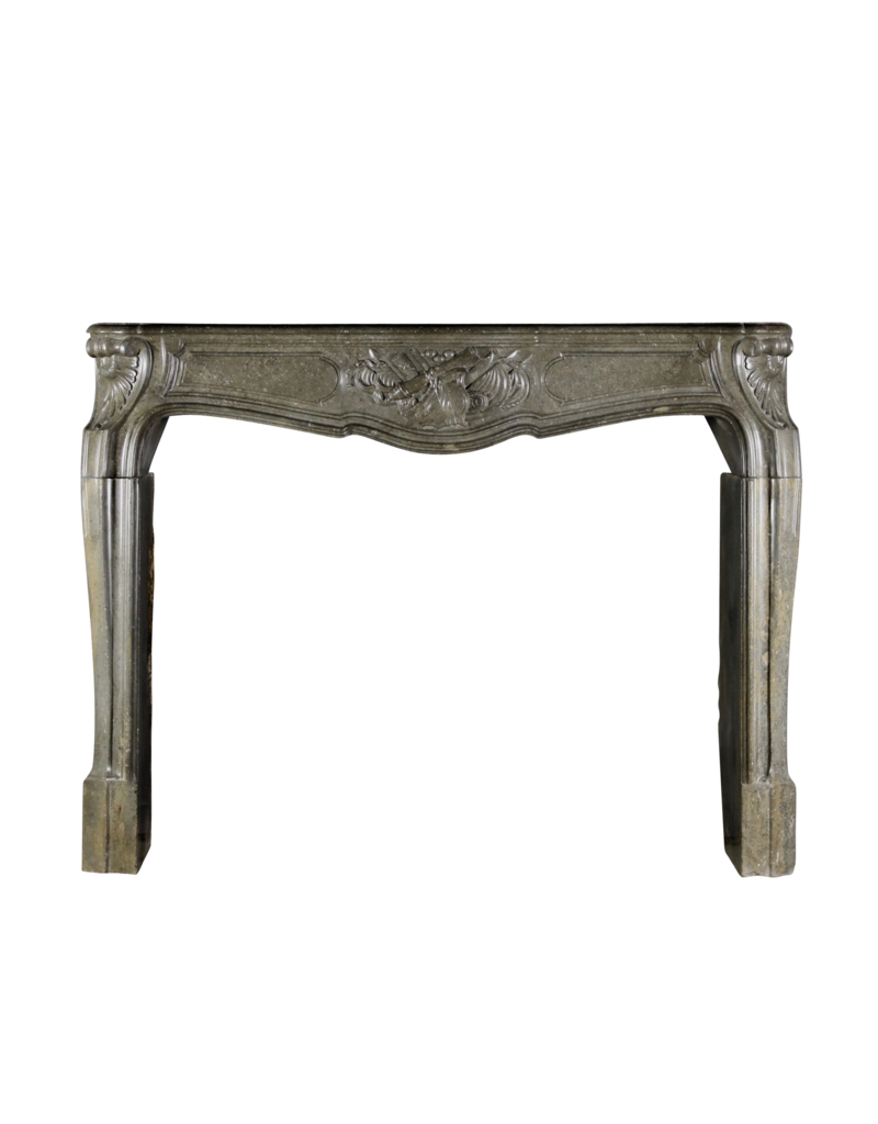 The Antique Fireplace Bank 18Th Century Vintage Fireplace Surround In Stone