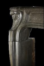 Vintage Kamin Maske Aus Dem 18. Jahrhundert Aus Stein