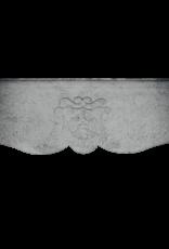 The Antique Fireplace Bank Feudale Vintage Kamin Maske Aus Kalkstein