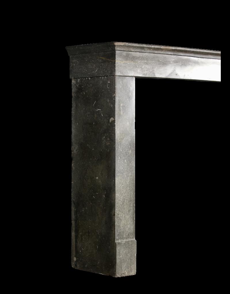 The Antique Fireplace Bank Französische Antike Kamin Maske In Zweifarbigem Stein