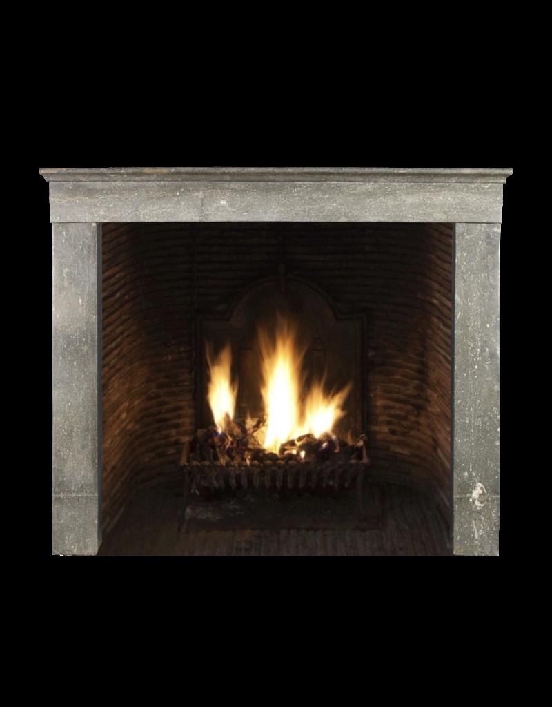 Maison Leon Van den Bogaert Antique Fireplaces & Vintage Architectural Elements Chimenea Francesa Antigua En Piedra Bicolor