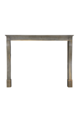 The Antique Fireplace Bank French Chique Country Style Vintage Fireplace Surround