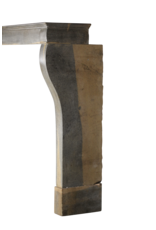 Vintage Kamin Maske Im Französischen Chique-Landhausstil