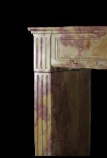 Antigua Chimenea De Estilo Luis XVI