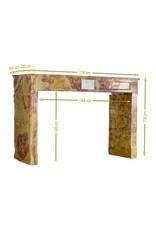 The Antique Fireplace Bank Antigua Chimenea De Estilo Luis XVI