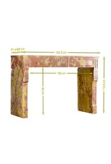 The Antique Fireplace Bank Antique Fireplace Surround Louis XVI Style
