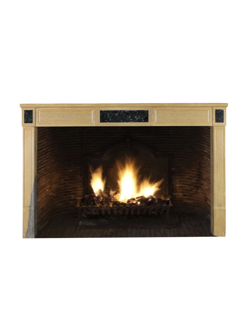 The Antique Fireplace Bank Vintage French Fireplace Surround Louis Philippe Style