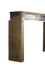 Vintage French Fireplace Surround Louis Philippe Style