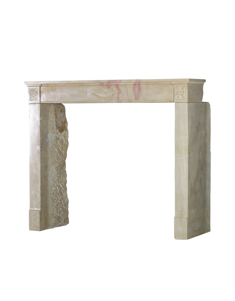The Antique Fireplace Bank Vintage Fireplace Surround LXVI Style