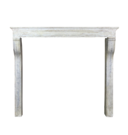 The Antique Fireplace Bank Vintage Limestone Fireplace Surround