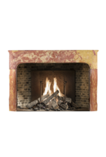 The Antique Fireplace Bank One Of A Kind French Vintage Fireplace Surround