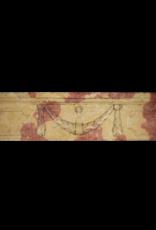 Starke Zweifarbige Französische Kamin Maske Aus Der Zeit Louis XVI