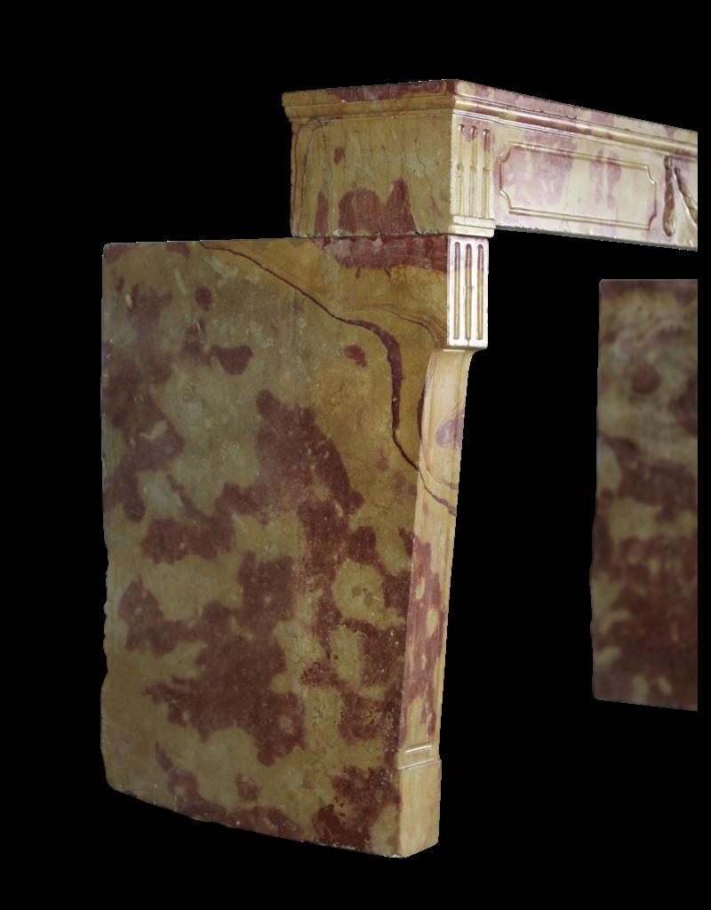 The Antique Fireplace Bank Starke Zweifarbige Französische Kamin Maske Aus Der Zeit Louis XVI