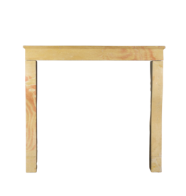 The Antique Fireplace Bank Elegant High Bicolor Hard Stone Fireplace Surround