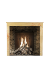 The Antique Fireplace Bank Elegant High Bicolor Hard Stone Vintage Fireplace Surround