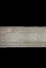 Französische Antike Kalksteinkaminverkleidung Aus Dem 18. Jahrhundert