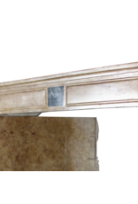 Vintage Fireplace Surround In Hard Stone