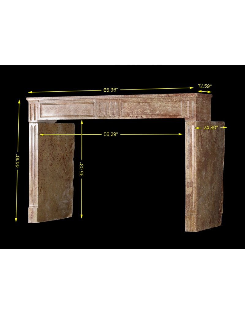 The Antique Fireplace Bank Antique Fireplace Surround In Hard Stone
