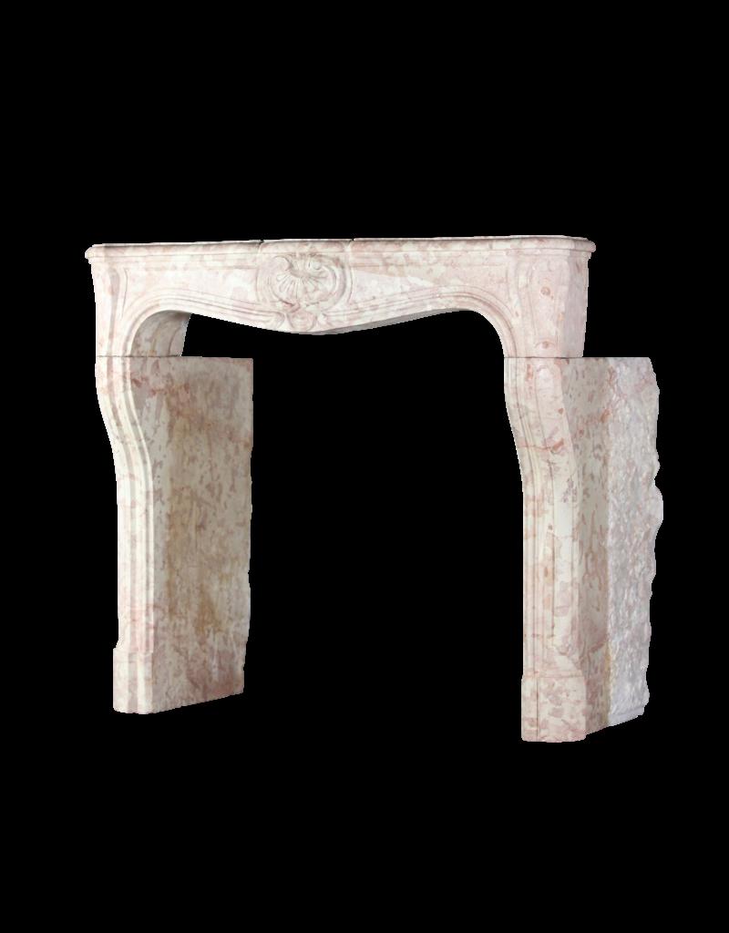 Antike Kamin Maske Aus Französischem Hartstein