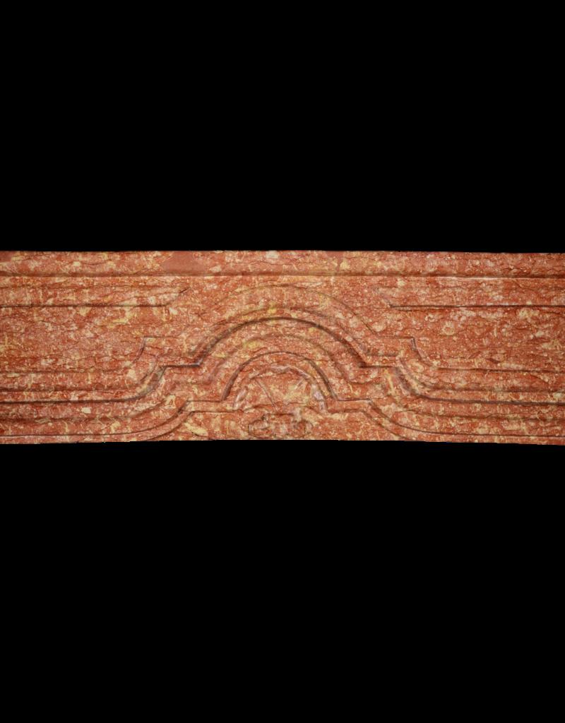 The Antique Fireplace Bank Extrem Breite Antike Kamin Maske Aus Zweifarbigem Hartstein