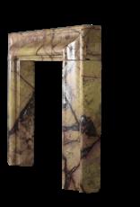 The Antique Fireplace Bank Opulente Bolection Kamin Maske Aus Antikem Marmor