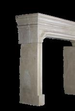 Caliza Dura Intemporal De Estilo Luis XIV Francés
