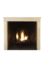 Elegant Vintage Fireplace Surround