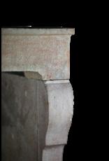 Chimenea Vintage En Piedra Dura