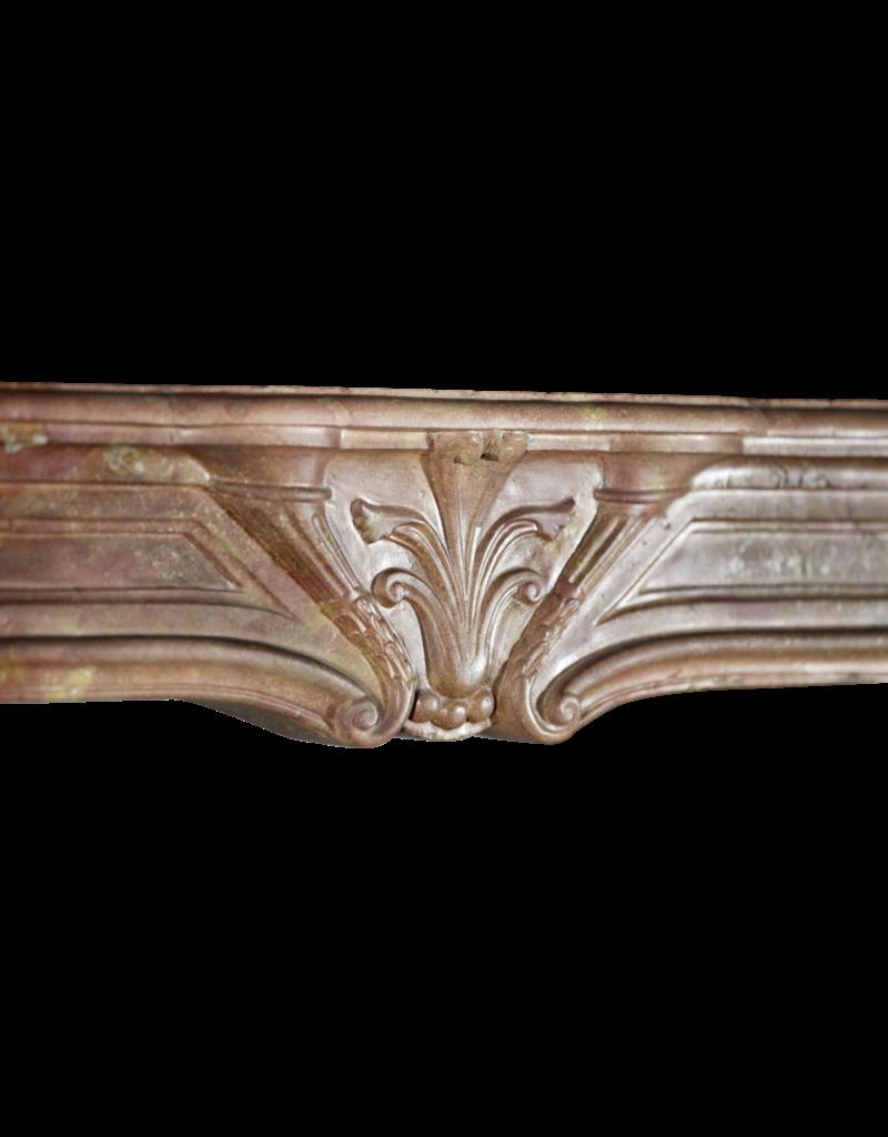Maison Leon Van den Bogaert Antique Fireplaces & Vintage Architectural Elements Grand Art Deco Chimenea Antigua En Piedra Dura Bicolor