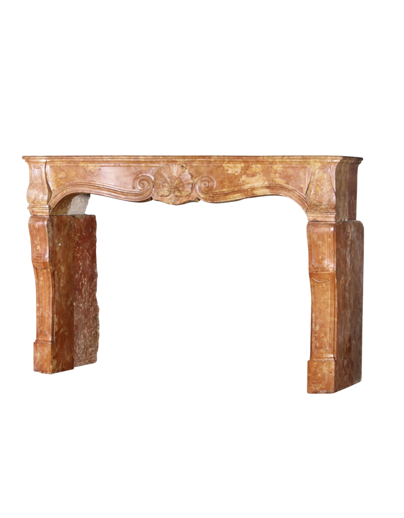 The Antique Fireplace Bank 18Th Century French Vintage Fireplace Surround