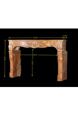 18Th Century French Vintage Fireplace Surround