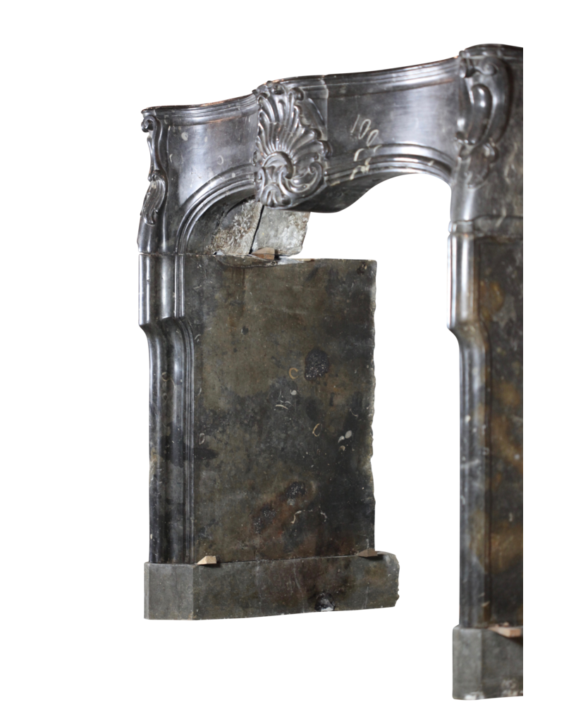 High End 18th Century Small Fireplace Surround