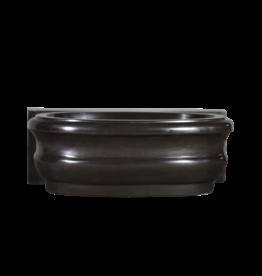 Original Black Belgian Marble Hand Washer