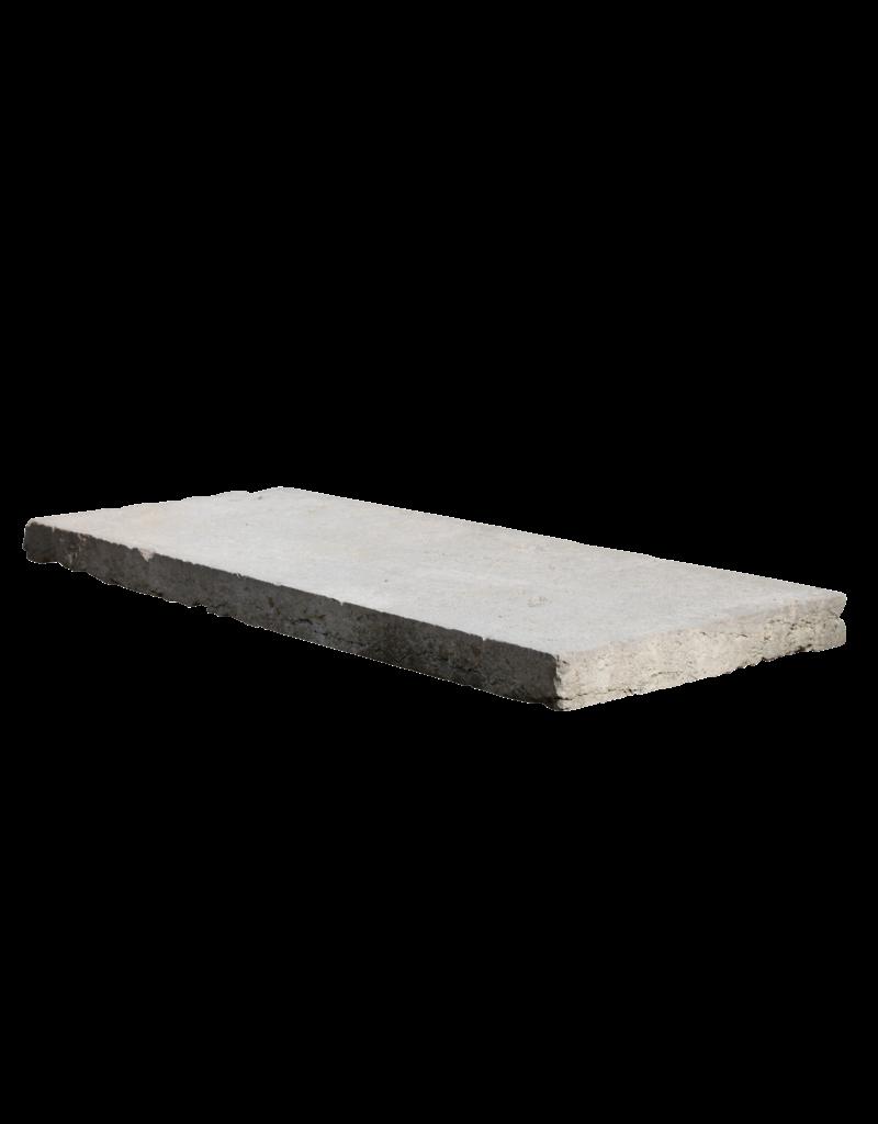 Tischplatte Aus Kalkstein