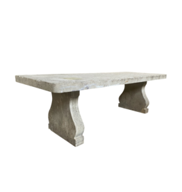 The Antique Fireplace Bank Grand Limestone Table