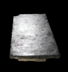 Original Tischplatte Aus Antikem Stein
