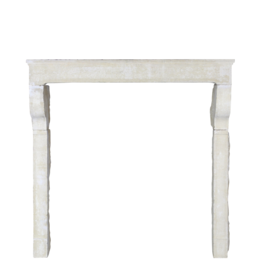 Grand French Country Style Fireplace Surround