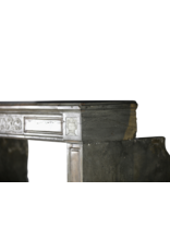 The Antique Fireplace Bank Fine Louis XVI French Antique Fireplace Surround