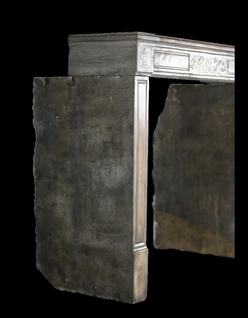 The Antique Fireplace Bank Feine Französische Antike Kaminverkleidung Louis XVI