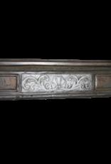 Fino Louis XVI Francés Antiguo Chimenea Surround