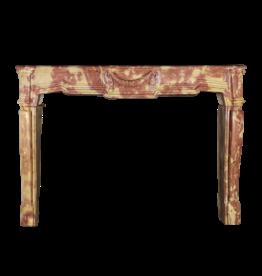 The Antique Fireplace Bank Chimenea De Piedra Dura Bicolor Francesa Fuerte
