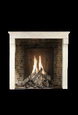 The Antique Fireplace Bank Zeitlos Schickes Französisches Landhaus Kalkstein Kaminmaske