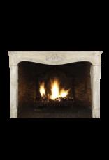 The Antique Fireplace Bank Regentschaftszeit Französisch Vintage Kalkstein Kaminmaske
