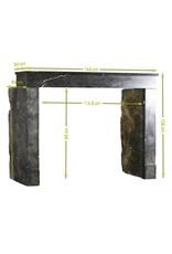 The Antique Fireplace Bank Budgetfreundliche Zeitlose Antike Kaminverkleidung