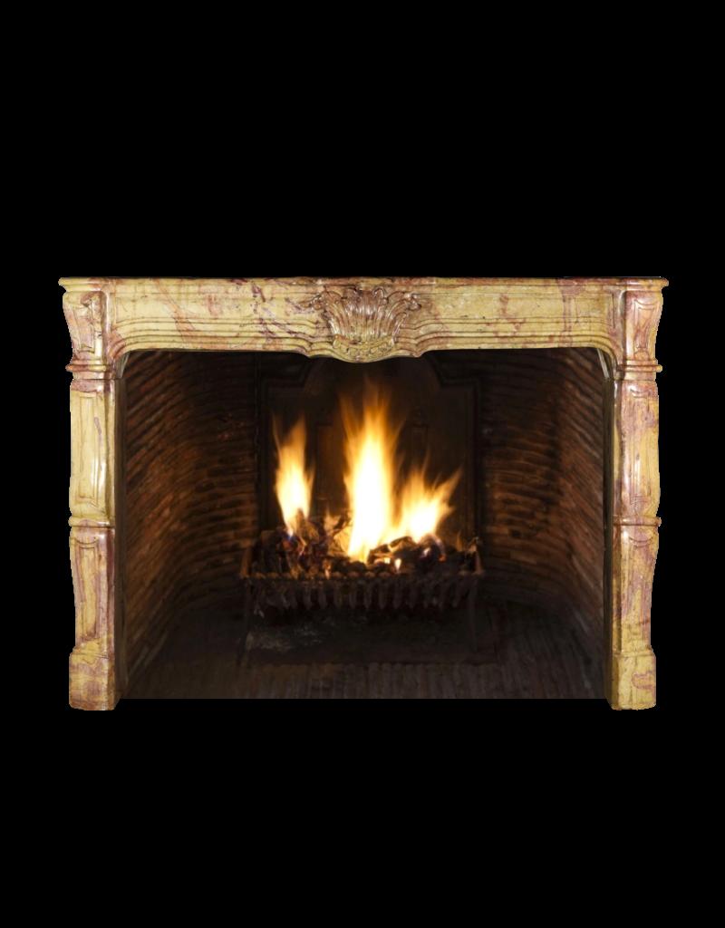 17Th Century Louis XIV Period Fireplace Surround