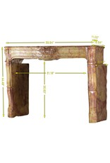 Maison Leon Van den Bogaert Antique Fireplaces & Vintage Architectural Elements Alrededor De La Chimenea Del Siglo XVII Louis XIV