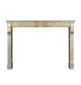 The Antique Fireplace Bank Bicolor Vintage Hard Stone French Fireplace