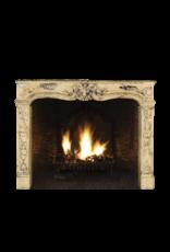 The Antique Fireplace Bank Vintage Französische Landhausstil Kalkstein Kaminmaske