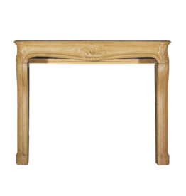 French Classic 18Th Century Fireplace Surround